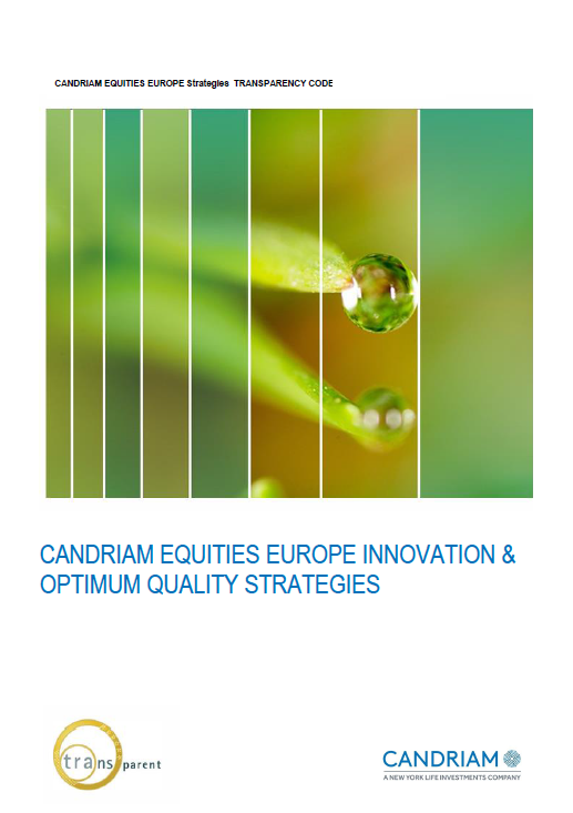 Candriam's Article 8 European Innovation & Optimum Quality Strategies